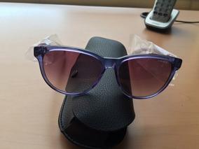 bf3baa2509 Lentes Gafas De Sol Marca Carrera Azul Transparente Con Rojo