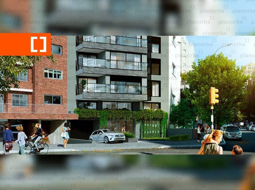 Venta De Apartamento Obra Construcción Monoambiente En Pocitos, Via 21 Unidad 305