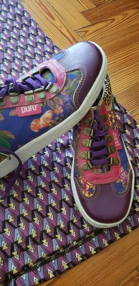 Zapatillas Puro Impecables