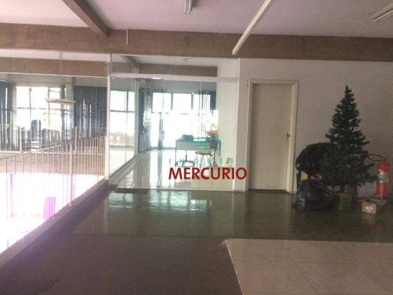 Loja Comercial Para Locação, Centro, Bauru - Lo0053. - Lo0053