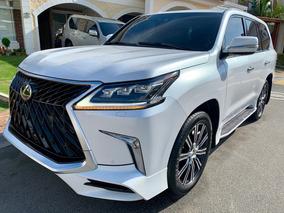 Lexus Lx 570 Spot Plus 2018