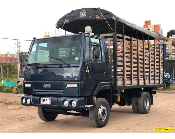 Camiones Estacas Ford Cargo 815