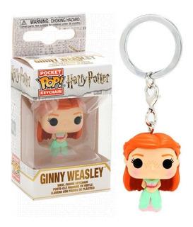 Funko Pop Keychain Harry Potter Ginny Weasley