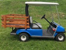 Carro De Golf Arenero Four Track Auto Kawasaki Club Car Ezgo