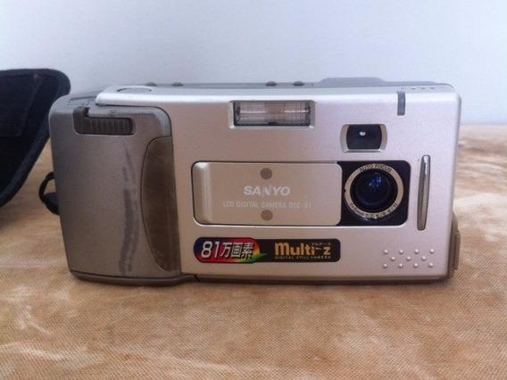 Máquina Fotográfica Sanyo Dsc-x1
