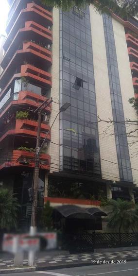Apartamento Com 4 Suítes, Aparecida, Santos, Cod: 1800 - A1800