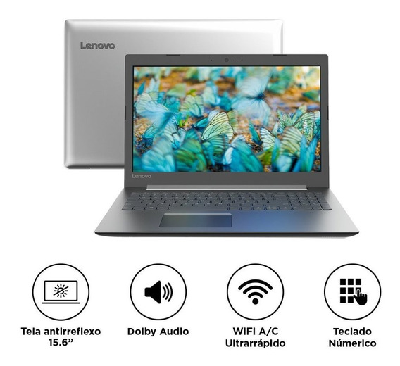 Notebook Lenovo 330 I3-7020u 4gb 1tb Linux 15,6