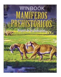 Libro Mamíferos Prehistóricos / Pasta Dura