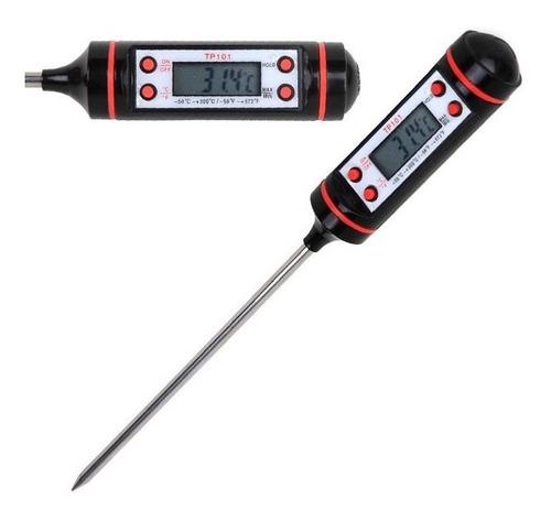 Termometro Digital De Cocina, Chef Reposteria, Carnes,tetero