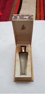 Perfume Guerlain, Estuche Antiguo De Papel Y Madera, 1919