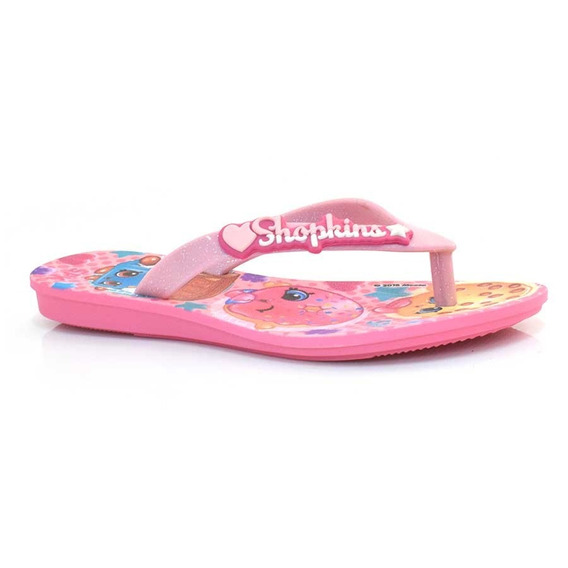 Chinelo Infantil Shopkins Funtasti - 21884