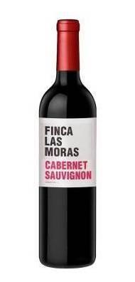 Finca Las Moras Vino Tinto Cabernet Sauvignon Botella 750 Ml