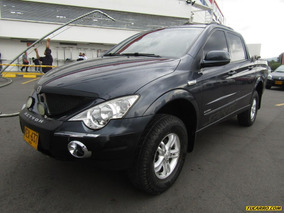 Ssangyong Actyon Sports Mt 2000cc Td