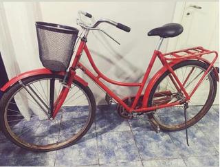 Bicicleta De Paseo Retro (freno A Varillas)