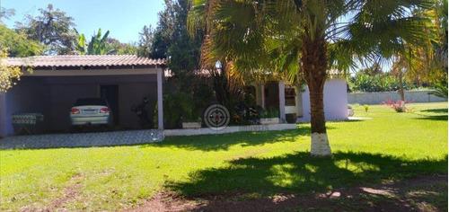 Imagem 1 de 26 de Chácara Com 4 Dormitórios À Venda, 10000 M² Por R$ 1.500.000,00 - Imóvel Cataratas - Gleba Ii - Foz Do Iguaçu/pr - Ch0028