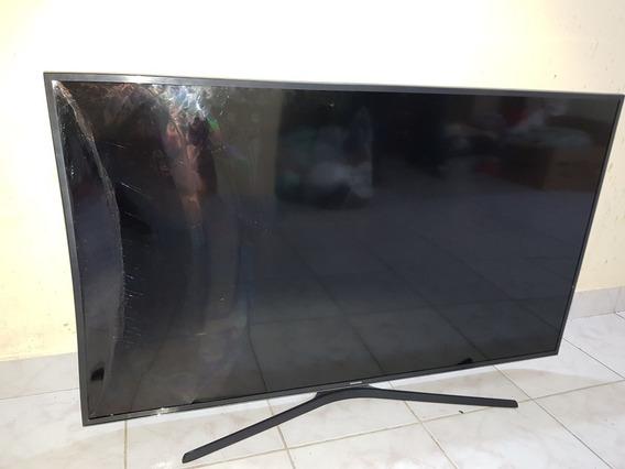 Tv Samsung 4k 55´ Polegadas Un55ku6000g