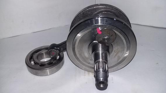 Virabrequim Completo Honda Cg125 Ks/es 00/01