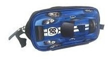 Estojo Infantil Fast Machine Carros 3d Clio Style - Azul