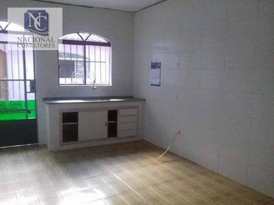 Sobrado Residencial Para Locação, Jardim Irene, Santo André. - So2973