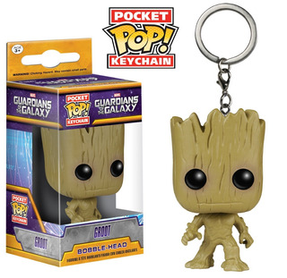 Funko Pop! Keychain: Guardians Of The Galaxy - Groot 6714