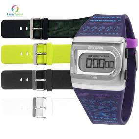 Relógio Mormaii Troca Pulseiras Fzpr/8g C/ Garantia E Nf