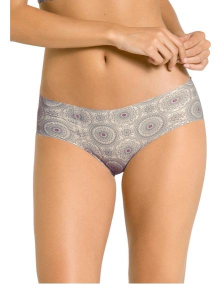 Truza Panty Hipster Invisible Con Tela Inteligente- Leonisa