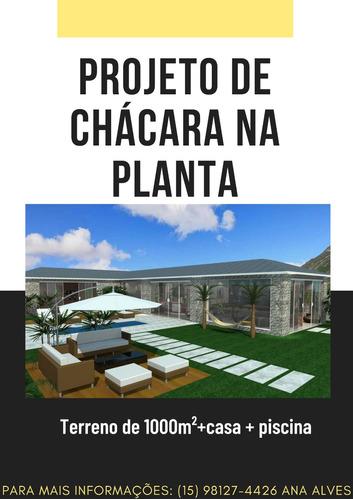 Imagem 1 de 14 de A/a   Chácara Em Mairinque  - Direto Com O Construtor