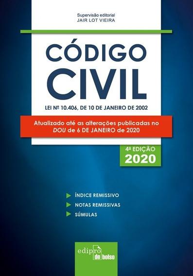 Código Civil Mini - Edição Atualizada
