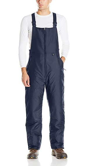Overol Pantalon Lluvia Frio Xtremo Nieve Aislante Insulated