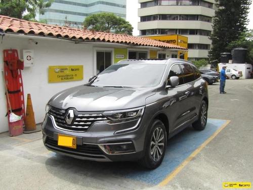 Renault New Koleos 2.5 Intens 4x4 Mod 2021