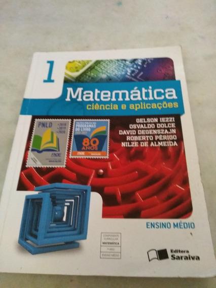 Matemática 1 Ciências E Aplicações Pnld 2020 Aluno