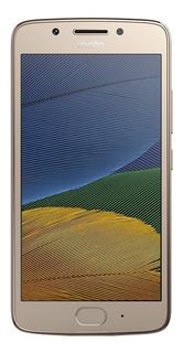 Motorola Moto G5 Ouro Usado Excelente C/ Nf