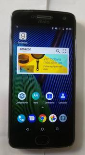 Motorola G5 Plus Eeuu Liberado Casi Sin Uso