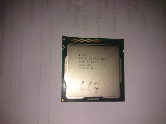 Processador Core I3 2120 3.3 Ghz 3mb Lga 1155 (usado)