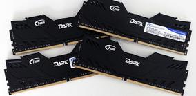 Memória Ram Ddr4 16 Gb Team Dark 2666 Mhz