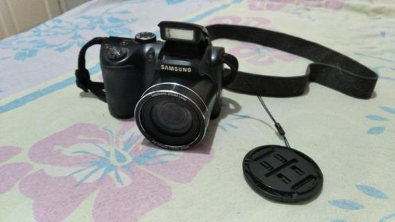 Camera Samsung Wb100 16,2mega Zoom 26x