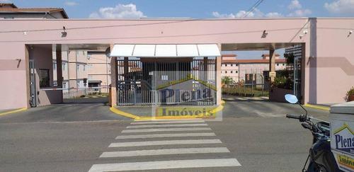 Imagem 1 de 11 de Apartamento Com 3 Dormitórios À Venda  - Parque João De Vasconcelos - Sumaré/sp - Ap1070