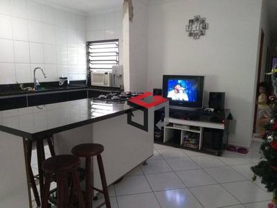 Cobertura Com 2 Dormitórios À Venda, 100 M² Por R$ 320.000 - Vila Helena - Santo André/sp - Co50996