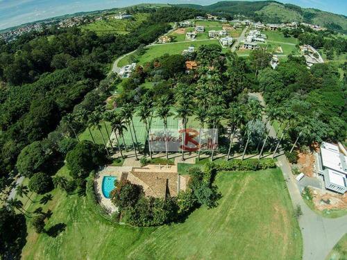 Terreno À Venda, 1000 M² Por R$ 394.700,00 - Village Das Palmeiras - Itatiba/sp - Te0753