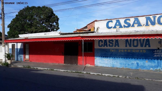 Loja Para Venda Em Cabo Frio, Jardim Flamboyant, 2 Banheiros, 8 Vagas - Lj 016