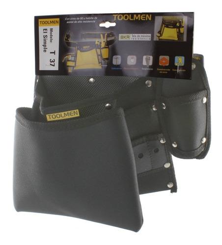 Cinturon Porta Herramientas Toolmen T37 Durlero Techista