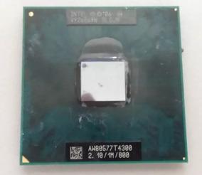 Processador Intel Dual Core 2.10/1mb/800 - Aw80577t4300