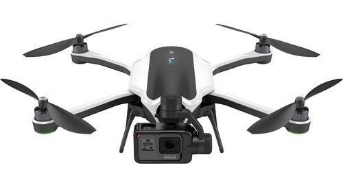 Gopro Karma Drone Com Hero5 Black + 2 Baterias Extras