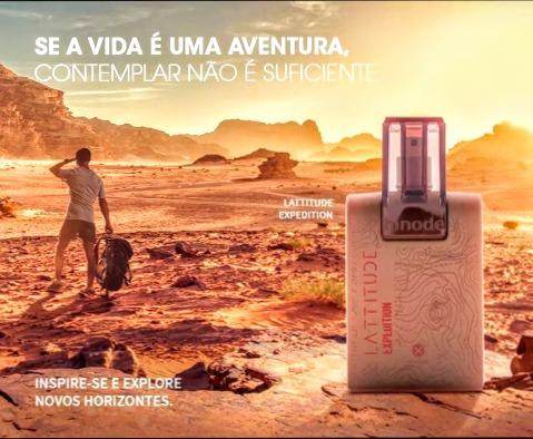 Kit Com 2 Unidades + Brinde-- Fragrância Latitude Hinode