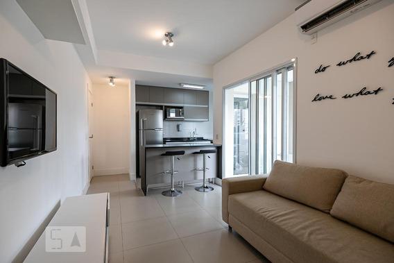 Apartamento Para Aluguel - Vila Olímpia, 1 Quarto, 50 - 893038394