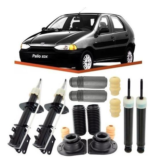 Amortecedores +kit Suspensão Fiat Palio (96 Até 99)