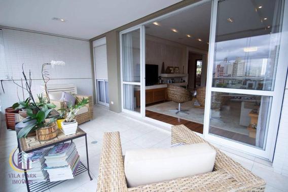 Apartamento 225 M² - Perdizes - São Paulo/sp - Ap1486