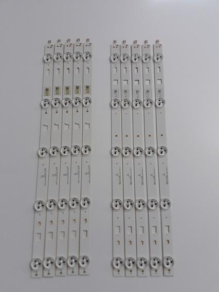 Kit Barras De Led Sony Kdl-40r355b Leia O Anuncio