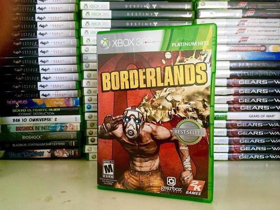 Borderlands Original Para Xbox 360 E Xbox One