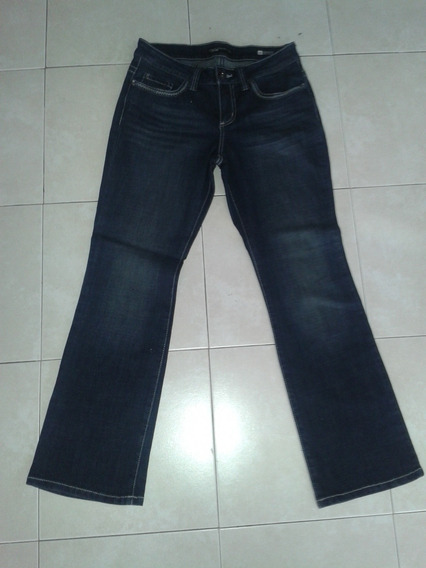 Pantalón Blue Jeans Dama Nuevo Sin Etiqueta (15 V)
